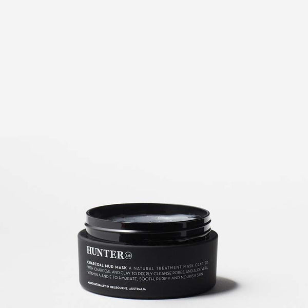 Hunter Lab Charcoal Mud Mask online at Natural Supply Co