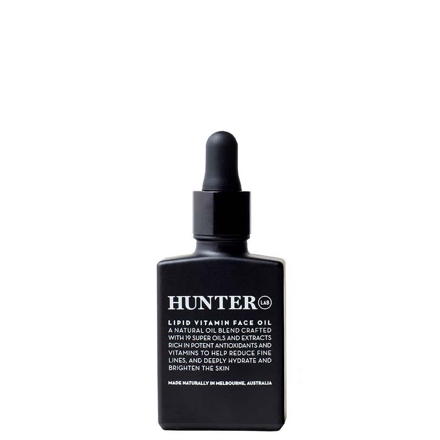 Hunter Lab Lipid Vitamin Face Oil - Natural Supply Co