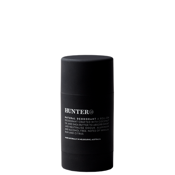 Hunter Lab Natural Deodorant online at Natural Supply Co