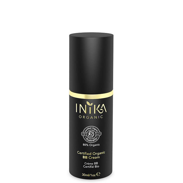 INIKA Certified Organic BB Cream Foundation at Natural Supply Co