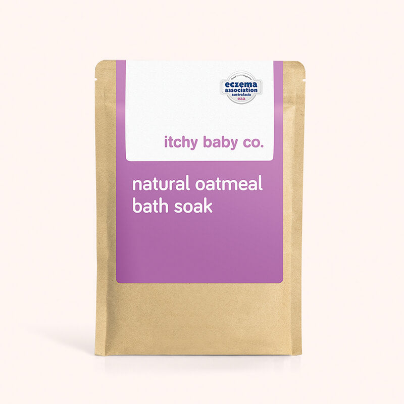 Itchy Baby Co Natural Oatmeal Bath Soak