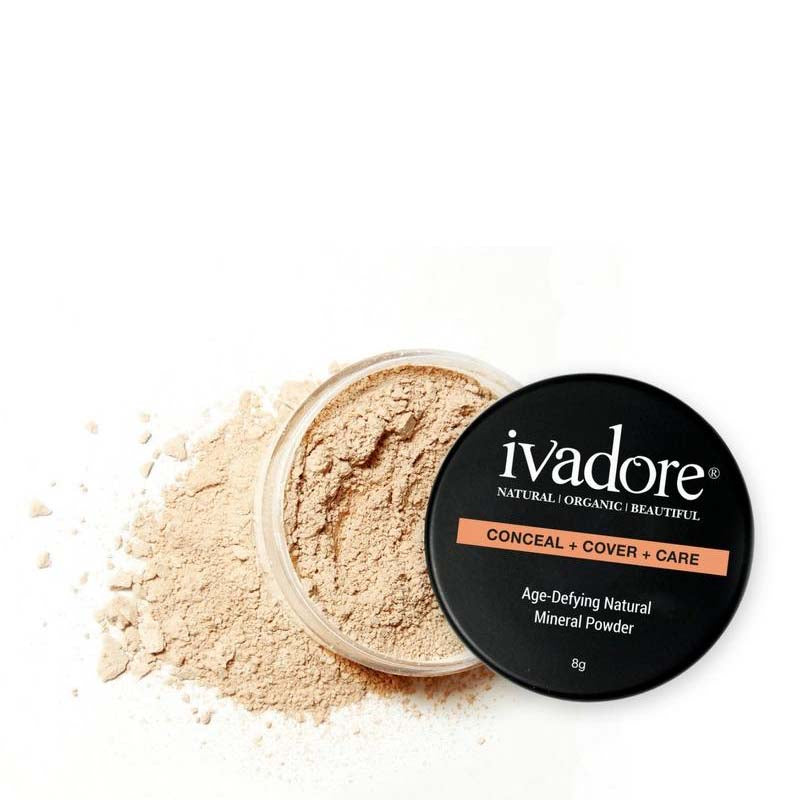 Ivadore Age Defying Natural Mineral Powder at Natural Supply Co