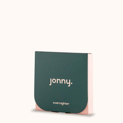 Jonny Vegan Condoms - Overnighter (3 pack) - Natural Supply Co