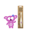 Jack N' Jill Natural Kids' Toothbrush - Koala at Natural Supply Co