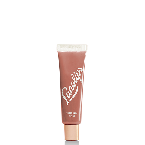 Lanolips Tinted Lip Balm SPF30 - Nude at Natural Supply Co