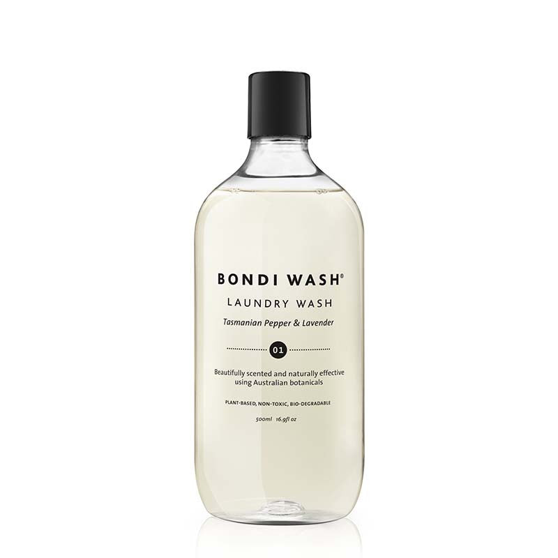 Bondi Wash Tasmanian Pepper & Lavender Laundry Wash - Natural Supply Co