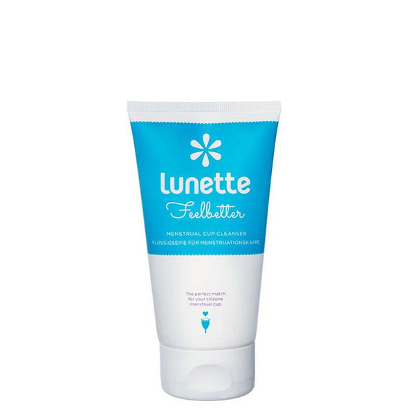 Lunette Feelbetter Menstrual Cup Cleaner at Natural Supply Co