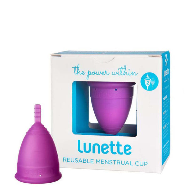Lunette Menstrual Cup at Natural Supply Co
