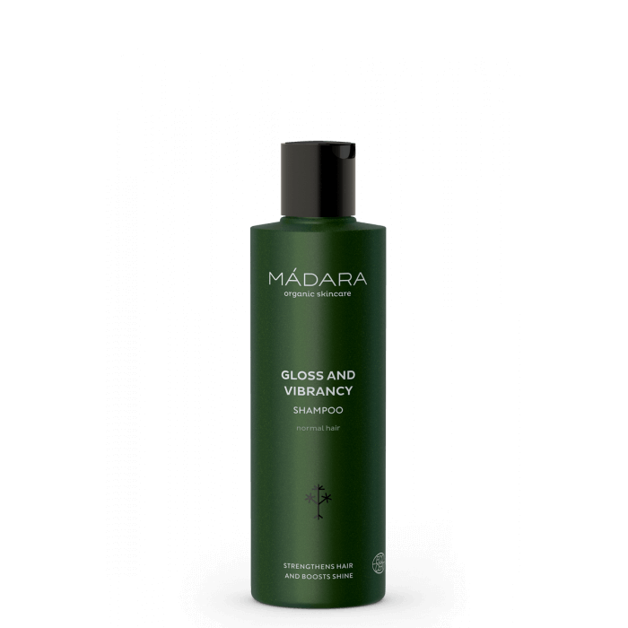 MADARA Gloss & Vibrancy Shampoo - Natural Supply Co