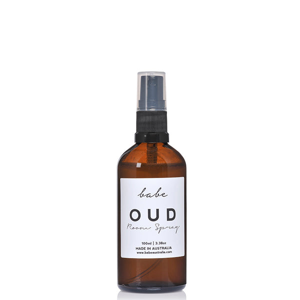 Babe Luxury Room Spray - Oud at Natural Supply Co