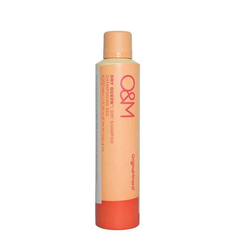Buy O&M Original Mineral Dry Queen Dry Shampoo Spray online Australia