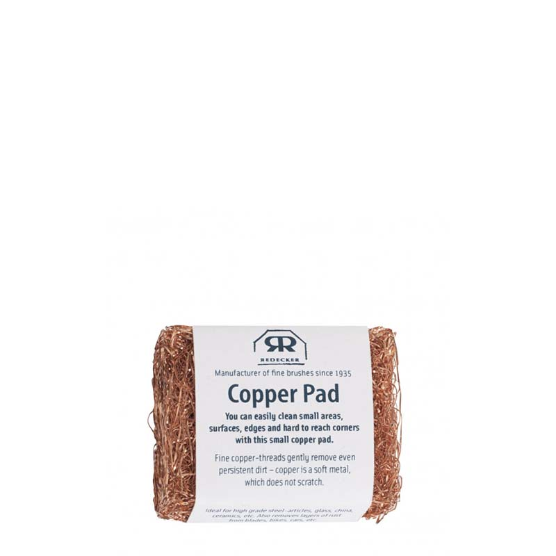 Redecker Copper Pad - Natural Supply Co