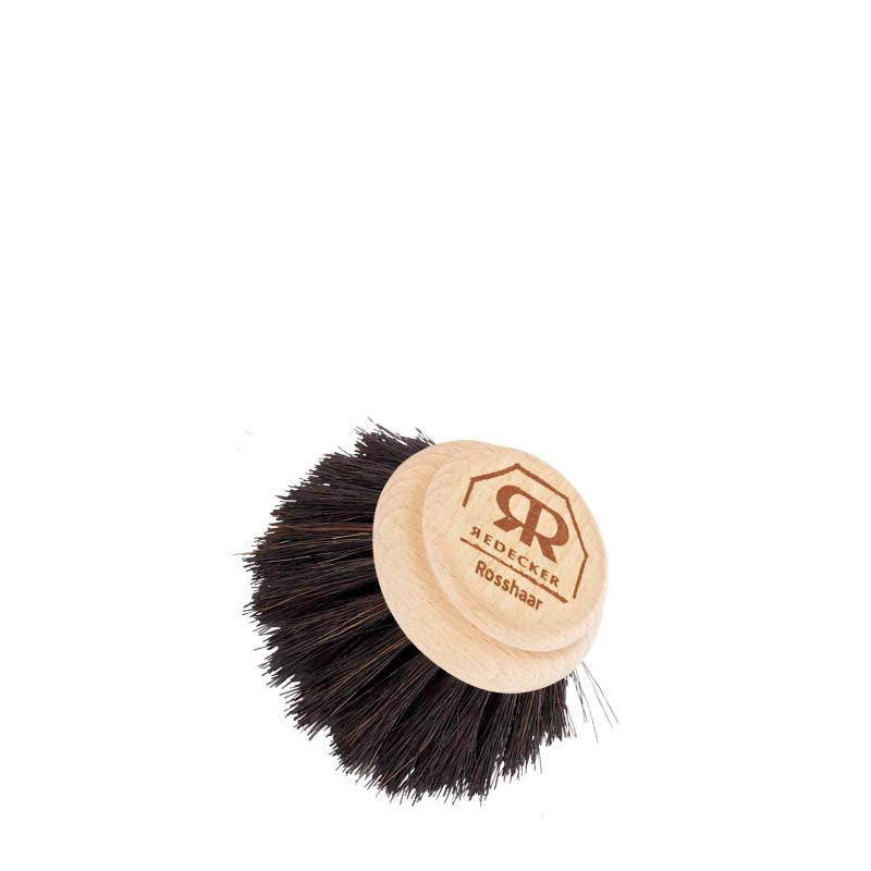 Redecker Dishwashing Brush Replacement Head - Black - Natural Supply Co
