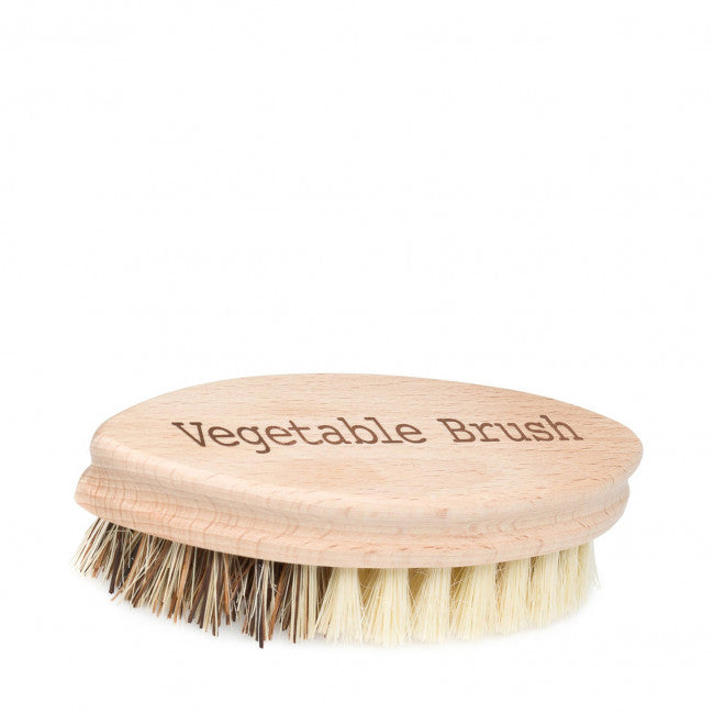 Redecker Vegetable Cleaning Brush - Natural Supply Co