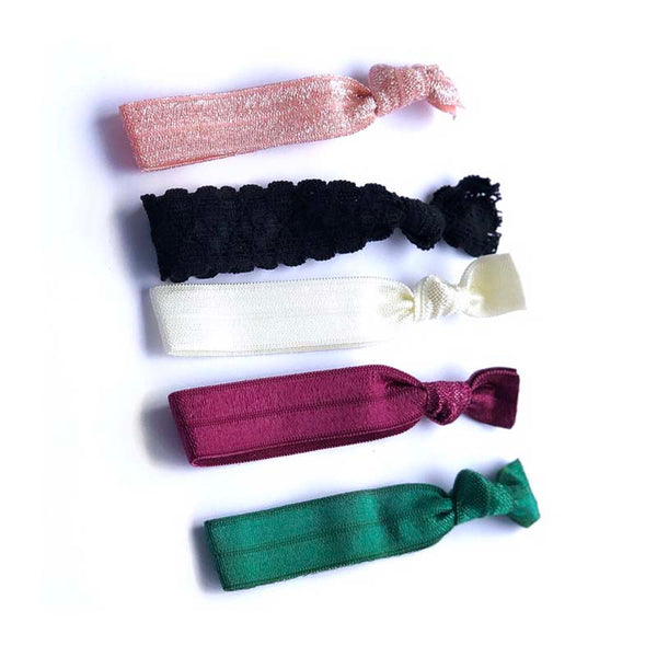 Ribbon Ties - Hello Colour
