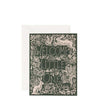 Rifle Paper Co Fable Welcome Little One Card