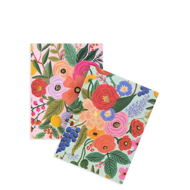 Rifle Paper Co Garden Party Notebook Duo Pack