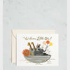 Rifle Paper Co Welcome Little One! Card