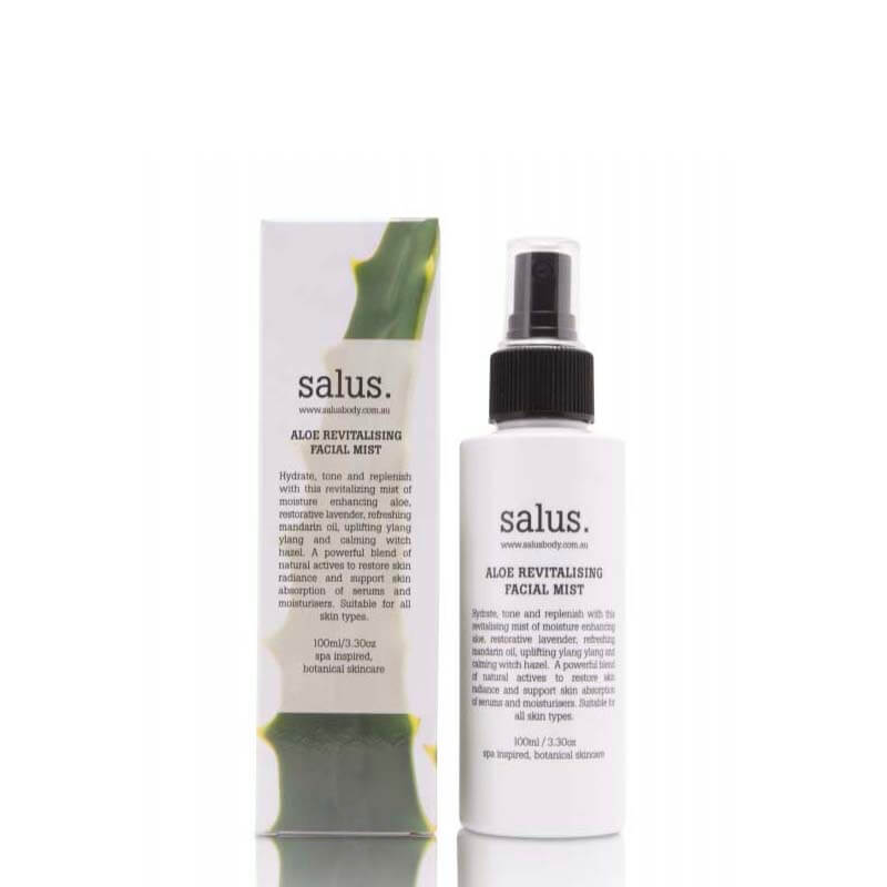 Salus Aloe Revitalising Facial Mist - Natural Supply Co