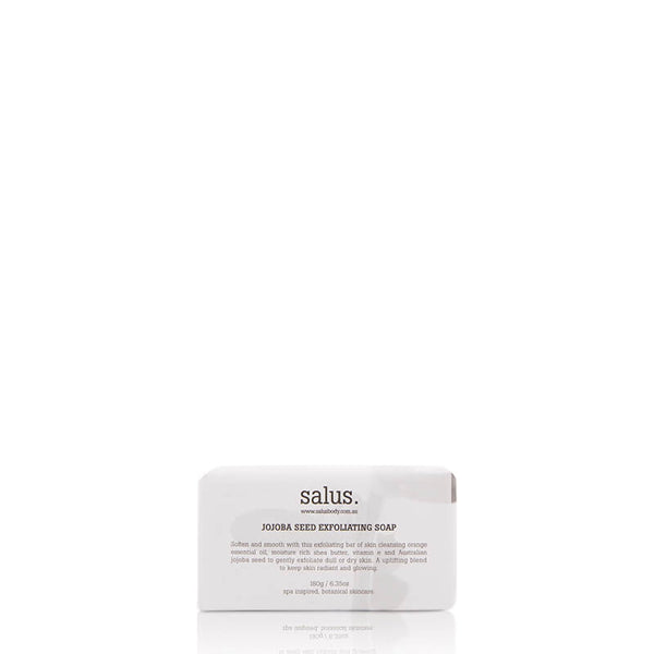 Salus Black Jojoba Seed Exfoliating Soap online at Natural Supply Co