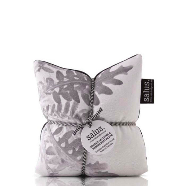 Salus Organic Lavender & Jasmine Heat Pack Grey Botanical online at Natural Supply Co
