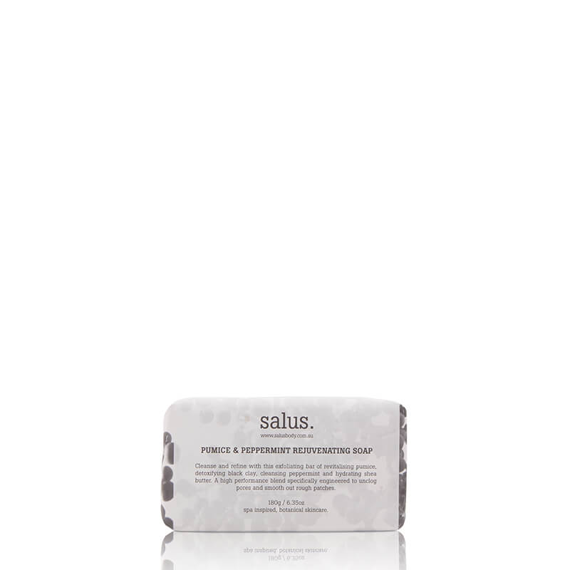 Salus Pumice & Peppermint Rejuvenating Soap - Natural Supply Co