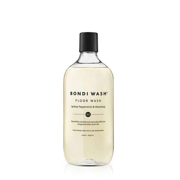 Bondi Wash Sydney Peppermint & Rosemary Floor Wash at Natural Supply Co