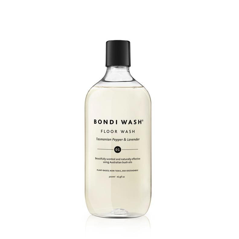 Bondi Wash Tasmanian Pepper & Lavender Floor Wash at Natural Supply Co