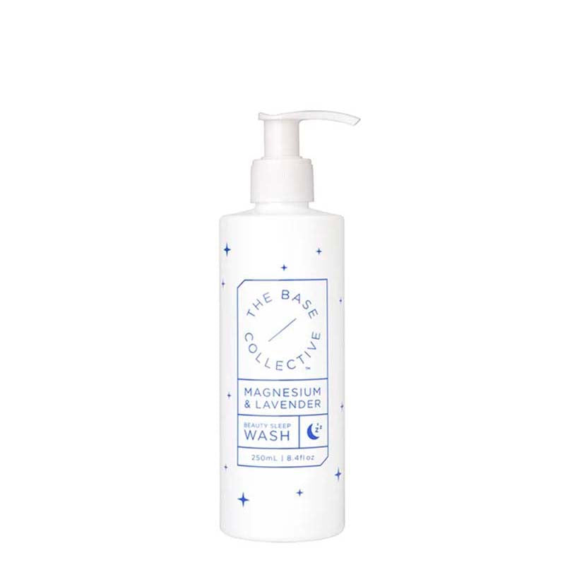 The Base Collective Beauty Sleep Magnesium & Lavender Wash - Natural Supply Co