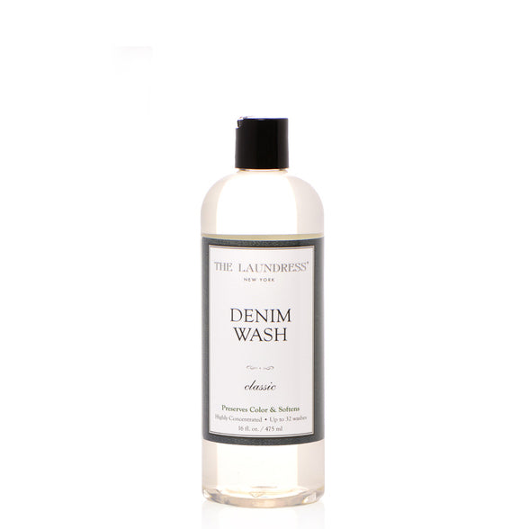 The Laundress Denim Wash at Natural Supply Co