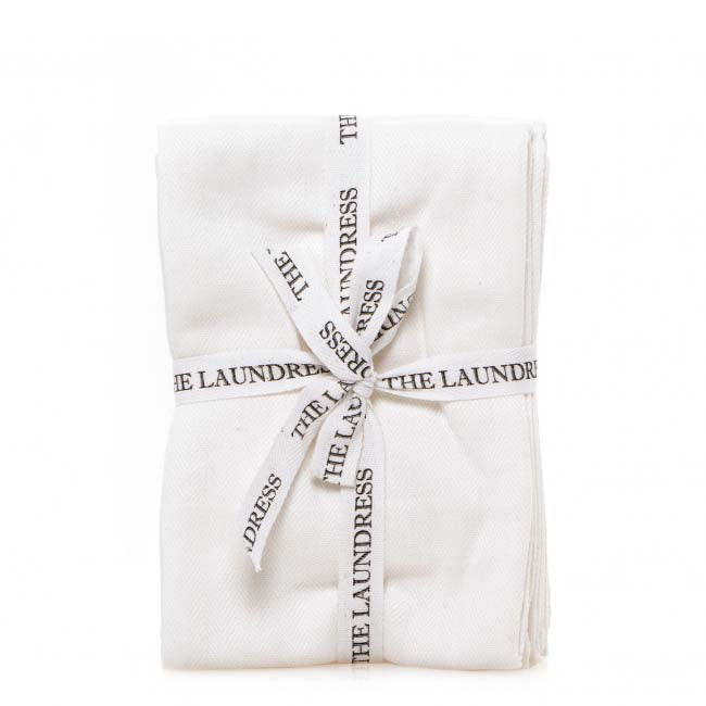 The Laundress Lint-Free Cleaning Cloths 3 pack