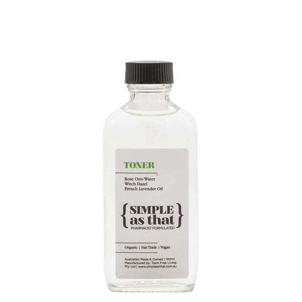 Natural Supply Co | {SIMPLE as that} Toner