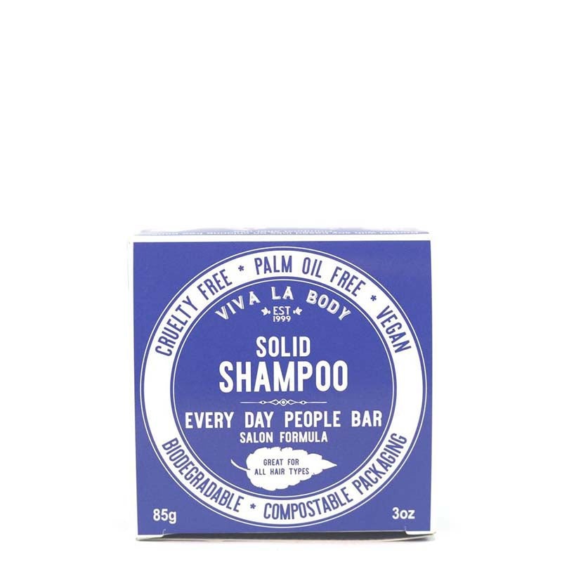 Viva La Body Every Day People Bar Solid Shampoo