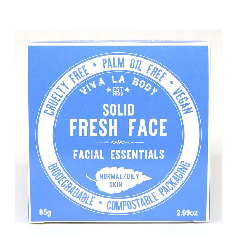 Viva La Body Fresh Face Essentials: Normal to Oily Skin