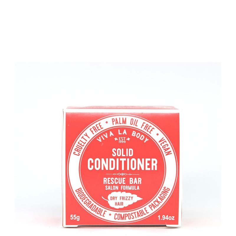 Viva La Body Rescue Bar Solid Conditioner
