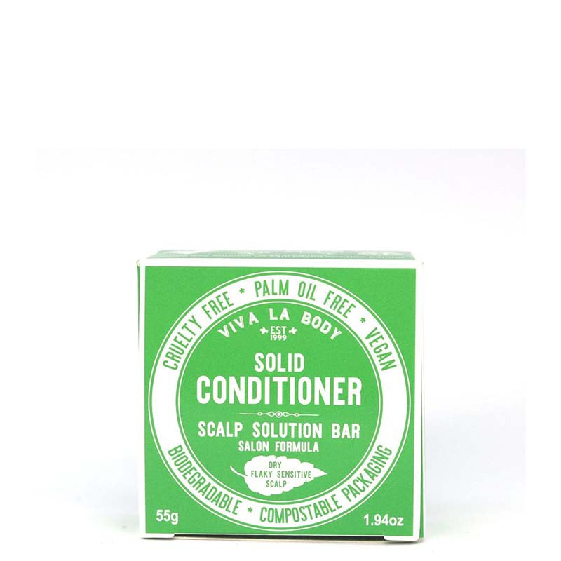 Viva La Body Scalp Solution Bar Solid Conditioner