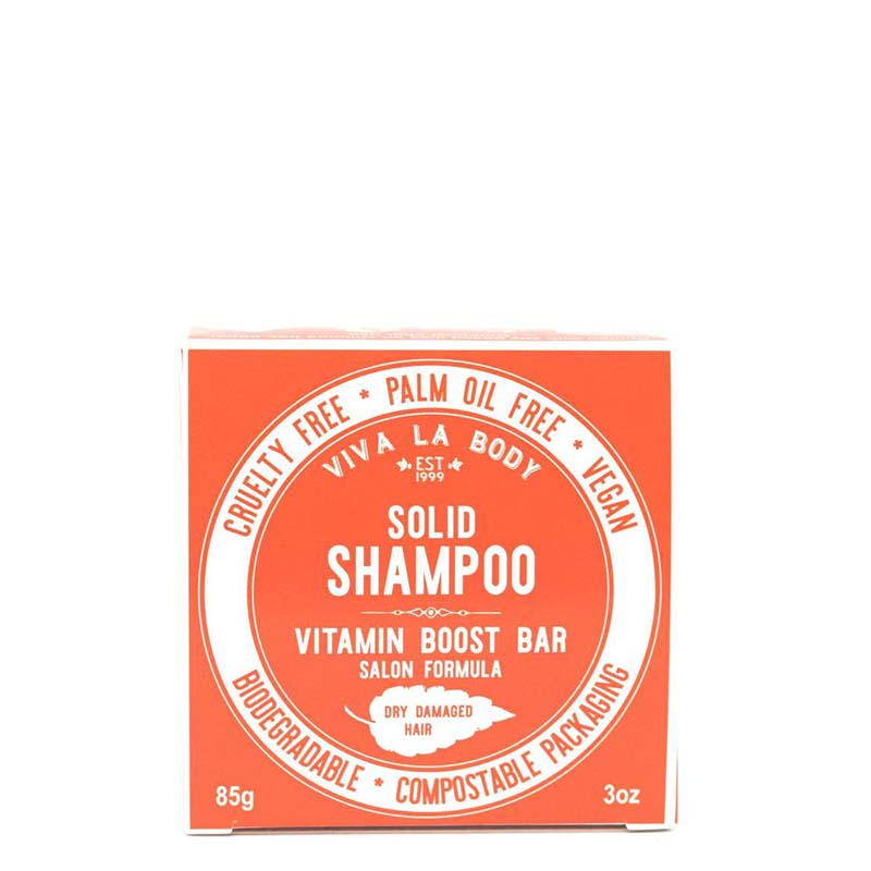 Viva La Body Vitamin Boost Bar Solid Shampoo