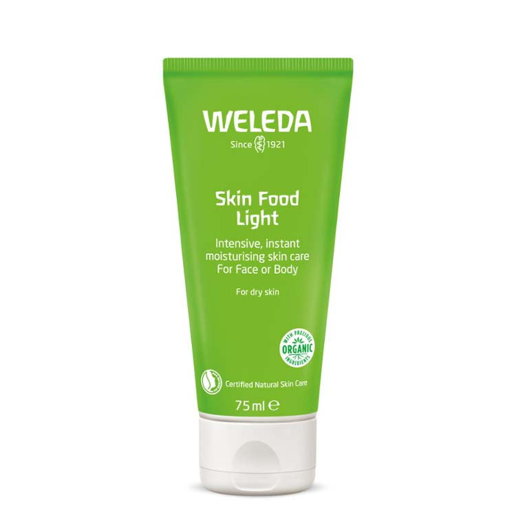 Weleda Skin Food LIGHT - 75ml online at Natural Supply Co