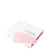 White Lotus Gua Sha Tool - Rose Quartz