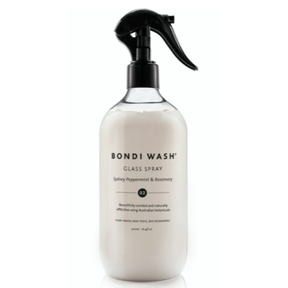Bondi Wash Sydney Peppermint & Rosemary Glass Spray at Natural Supply Co