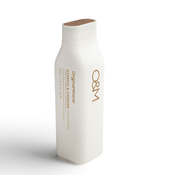 O&M Hydrate & Conquer Conditioner - 350ml - Natural Supply Co
