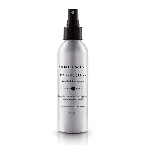 Bondi Wash Paperbark & Lemongrass Kennel Spray at Natural Supply Co