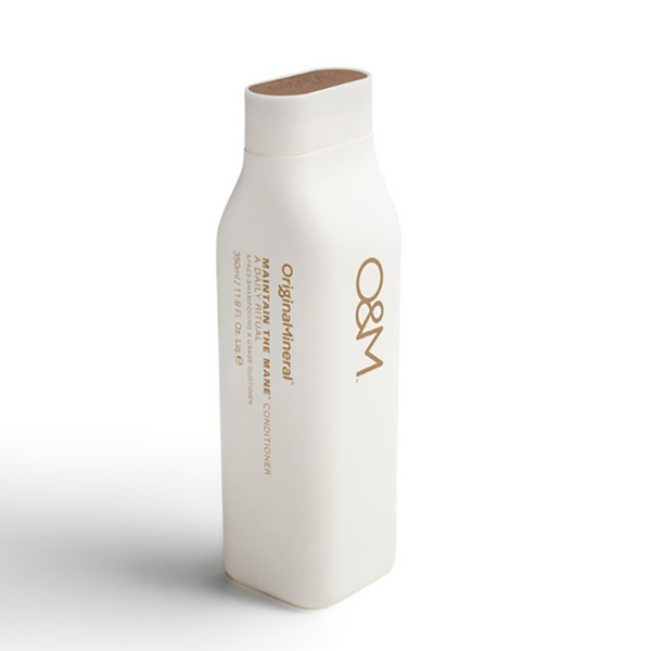 O&M Maintain the Mane Conditioner - 350ml at Natural Supply Co