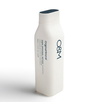 O&M Original Detox Shampoo - 350ml - Natural Supply Co