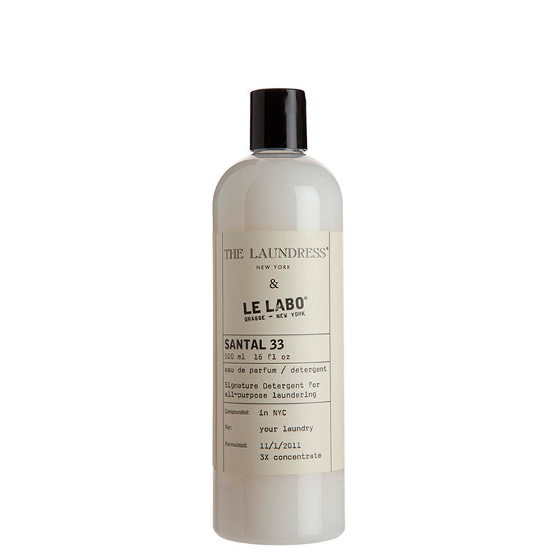 The Laundress Le Labo Santal 33 Signature Detergent - Natural Supply Co