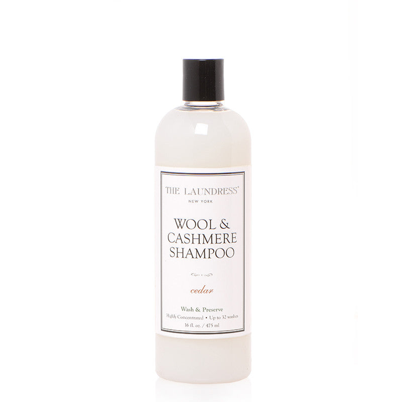The Laundress Wool & Cashmere Shampoo - Natural Supply Co
