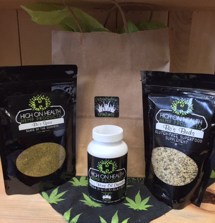 Gift Pack 2 For Healthy People / Free Shipping!  from High on Health