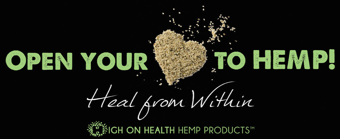 High on Health Hemp Products