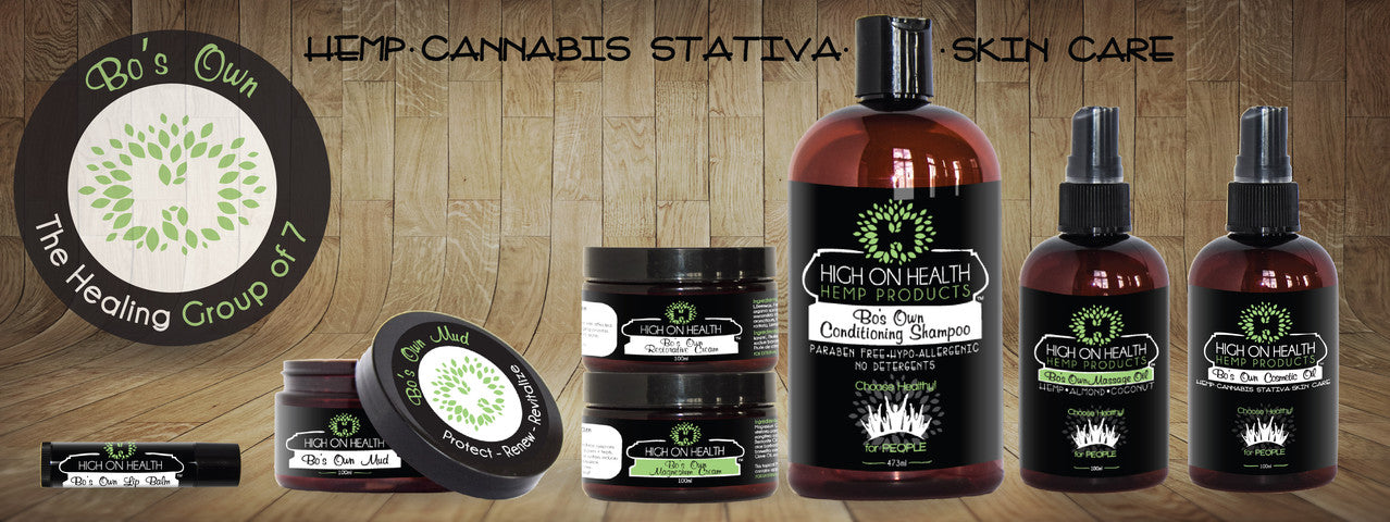 Hemp Products for Pets & Horses