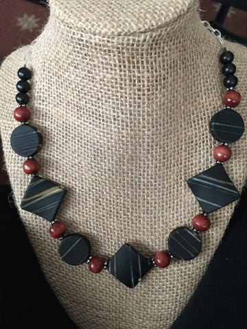 Sequoia Road Necklace